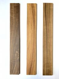 Australian Gidgee + Mulga Fingerboard Blanks