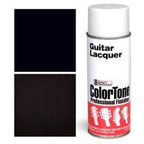 ColorTone Black Aerosol Guitar Lacquer