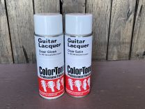 ColorTone Nitrocellulose Guitar Lacquer - Clear
