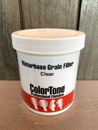 ColorTone Waterbase Grain Filler - Clear
