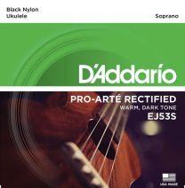 D'Addario EJ53S Soprano Ukulele Strings