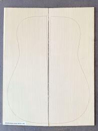 German Spruce Acoustic Guitar Top #41 - AAA Grade