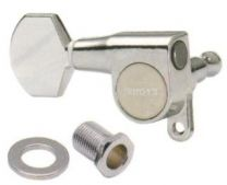 Gotoh Left-Handed SG360-07C Tuners 6-in-Line Chrome