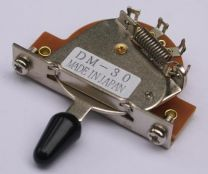 Gotoh 3-Way Tele Style Lever Switch