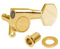 Gotoh SG360-07G Tuners 6-in-Line Gold
