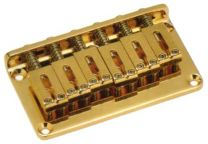 Gotoh GTC-102G Hardtail Bridge - Gold