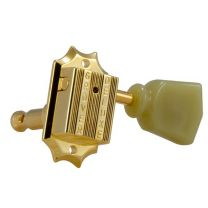 Grover 135-G Tuners 3+3 Gold