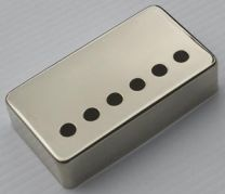 Allparts PC-0300-010 Humbucker Pickup Covers - Set of 2 - Chrome