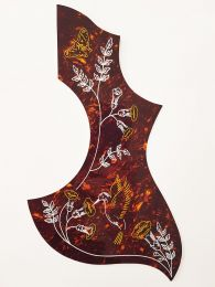 Hummingbird Style Acoustic Guitar Pickguard