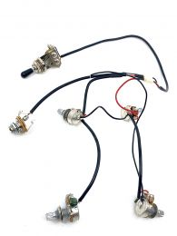 Wiring Harness for Les Paul