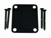 Gotoh NBS-3B Neck Plate with Screws - Black