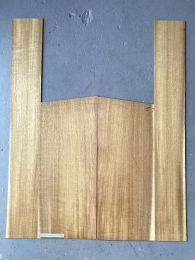 New Guinea Rosewood Acoustic Back & Sides Set #NR57 - 1st Grade