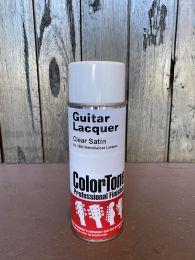 ColorTone Nitrocellulose Guitar Lacquer - Clear Satin #3882