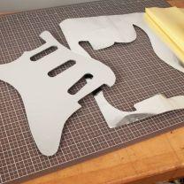 Pickguard Shielding Foil