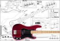 Precision-Style Bass Plan