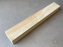 Queensland Maple Double Acoustic Neck Blank #610 - First Grade