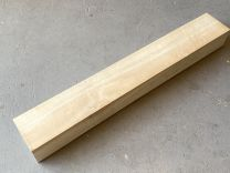 Queensland Maple Double Acoustic Neck Blank #613 - First Grade