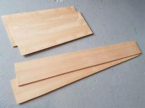 Queensland Maple Ukulele Tops, Backs & Sides