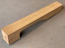 Queensland Maple 1-Piece Acoustic Neck Blank #11
