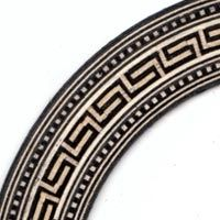 Classical Guitar Rosette #14 - Greek Key Style