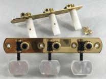 Rubner 100-N Classical Guitar Tuners