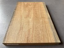Australian Silky Oak (Lacewood) Electric Guitar Body Blank #214 - 1-Piece - 2nd Grade