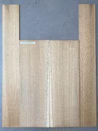 Australian Silky Oak Back & Sides Set #101 - Highly Figured 1st Grade
