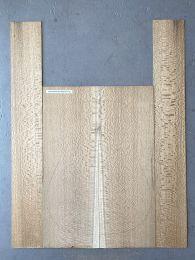 Australian Silky Oak Back & Sides Set #102 - Highly Figured 1st Grade