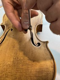 Soundpost Gauge for Violin or Viola