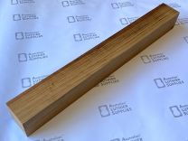 Tasmania Blackwood Glue-In Neck Blank #B104 - 1st Grade