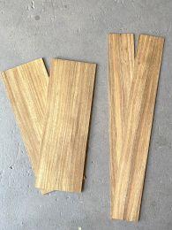 Tasmanian Blackwood Ukulele Tops, Backs & Sides - 2nd Grade