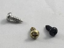 Truss Rod Cover Screws
