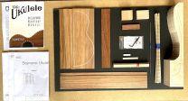 Ukulele Kit - Australian Timbers