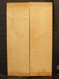 German Maple Violin/Viola/Mandolin Back #5 - AAAA Grade