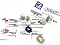 WD Upgrade Wiring Kit for Telecaster - 4-Way Switch