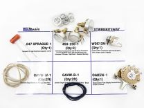 WD Upgrade Wiring Kit for Stratocaster