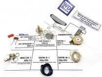WD Upgrade Wiring Kit for Telecaster