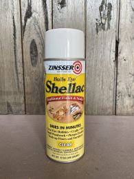 Zinsser Clear Shellac Aerosol