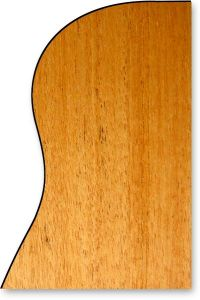 African Mahogany Acoustic Guitar Backs & Sides