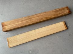 African Mahogany Electric Guitar Neck Blanks