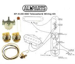 Allparts EP-4130-000 Wiring Kit for Telecaster