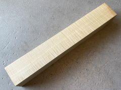 American Bigleaf Maple Mandolin/Ukulele Neck Blank - 1st Grade