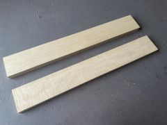 American Maple Bolt-on Electric Guitar Neck Blanks