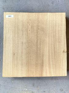 Timber Slab - Queensland Maple #QMA3 - 310 x 297 x 46mm