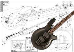 Music Man Bongo Bass Plan