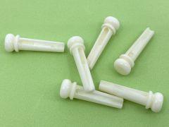 Bridge Pins - Set of 6 - Bone
