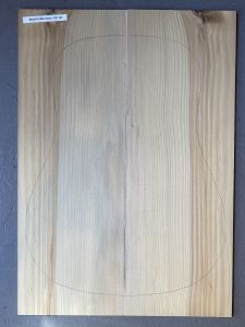 Bunya Pine Acoustic Guitar Top #103 - First Grade