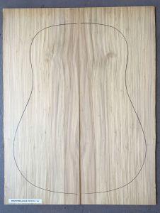 Bunya Pine Acoustic Guitar Top #113 - First Grade