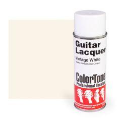 ColorTone Vintage White Aerosol Guitar Lacquer #3840