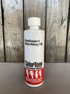 ColorTone Fretboard Finishing Oil
